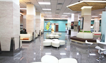 臺北松山國際機場-國際線1樓候機座椅區